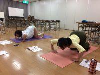 奈良県  五條市に 視力向上ヨガ ベーシックインストラクター が二名誕生しました‼️ シニアインストラクター 高野宏恵